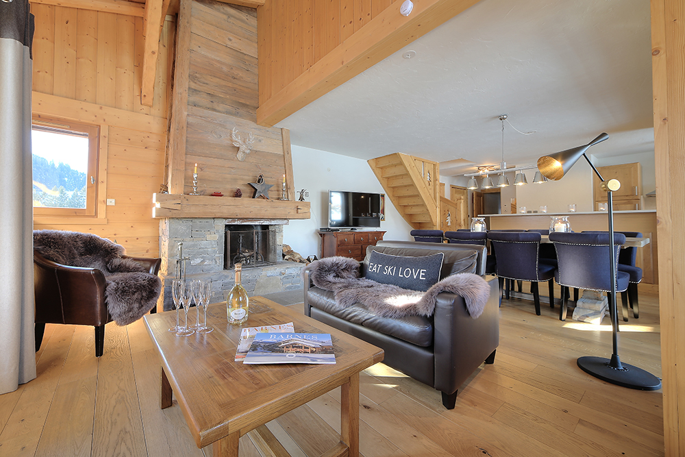 See details MEGEVE Apartment 5 rooms, 5 bedrooms